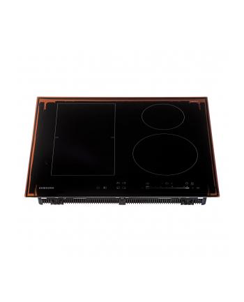 samsung electronics polska Płyty indukcyjna Samsung NZ64K5747BK (4 pola grzejne; kolor czarny)