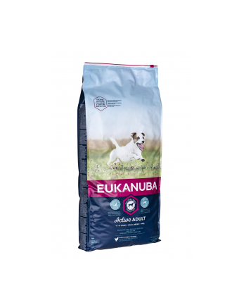 Karma EUKANUBA Adult Small Breeds Chicken (15 kg )