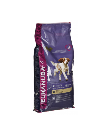 Karma EUKANUBA Puppy & Junior Lamb Rice All Breeds (12 kg )