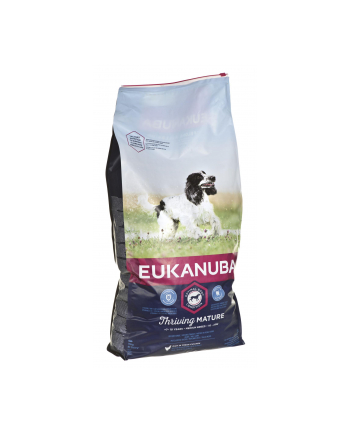 Karma EUKANUBA Senior Small & Medium Breeds Chicken (15 kg )