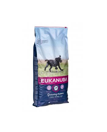 Karma EUKANUBA Puppy & Junior Large Breeds Chicken (15 kg )