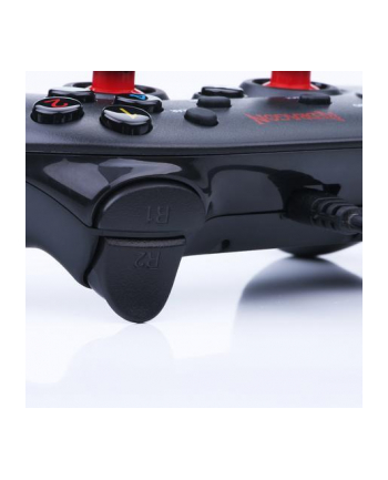 Kontroler REDRAGON  G807 (Android  PC  Playstation  PS2  PS3; kolor czarny)