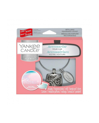 Zestaw YANKEE home Charming Scents (Pink Sands; 10g)