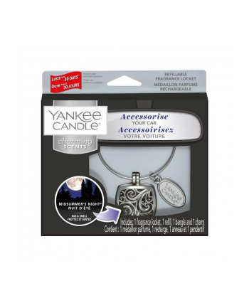 Zestaw YANKEE home Charming Scents (Midsummer's Night; 10g)