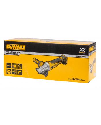 Szlifierka kątowa DeWalt XR DCG405FN-XJ (125mm)