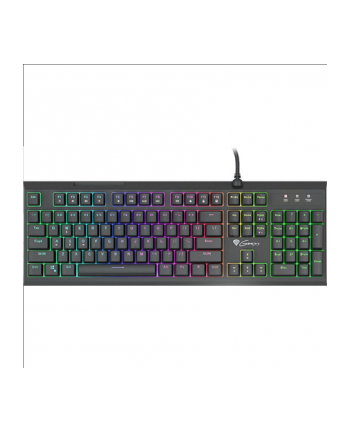 Klawiatura NATEC Genesis Thor 200 RGB NKG-1237 (mechaniczna; USB 2.0; (US); kolor czarny)