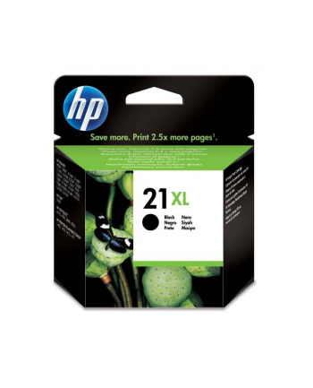 hewlett-packard Tusz HP C9351CE (oryginał HP21XL HP 21XL; 12 ml; czarny)