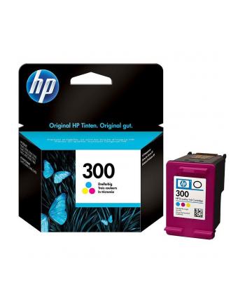 hewlett-packard Tusz HP CC643EE (oryginał HP300 HP 300; 4 ml; kolor)