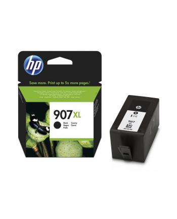 hewlett-packard Tusz HP T6M19AE (oryginał HP907XL HP 907XL; 37 ml; czarny)