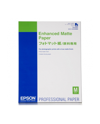 Papier Epson A2 Enhanced matte (25 ark.)