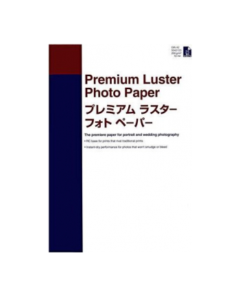Papier Epson A2 Premium Luster Photo (25 ark.), 235g/m2
