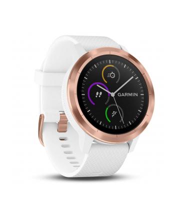 Zegarek sportowy Garmin Vivoactive 3 010-01769-05 (kolor biały)