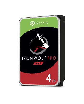 HDD Seagate IRONWOLF PRO 4TB SATA