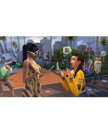 electronic arts Gra Mac OSX  PC The Sims 4 Zostań Gwiazdą (wersja BOX; DVD; PL; od 12 lat)