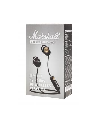 Słuchawki Marshall Marshall Minor II BT Black (kolor czarny)