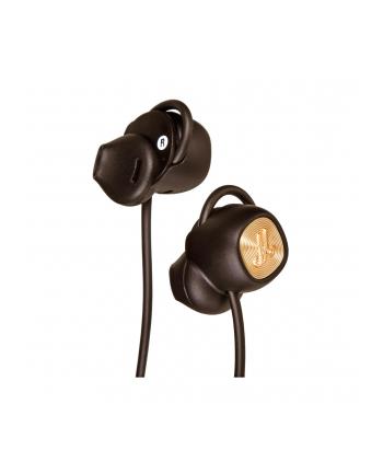 Słuchawki Marshall Marshall Minor II BT Brown (kolor brązowy)