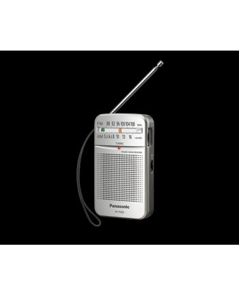 Radioodtwarzacz przenośne  Panasonic  RF-P50DEG-S (kolor srebrny)