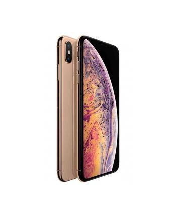 Smartfon Apple iPhone XS Max (6 5 ; 2688x1242; 64GB; 4GB; DualSIM; kolor złoty )