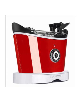Toster  BUGATTI VOLO 13-VOLOC3 (930W; kolor czerwony)