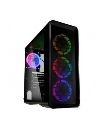 Obudowa KOLINK Levante GEKL-038 (ATX  Extended ATX  Micro ATX  Mini ITX; kolor czarny)