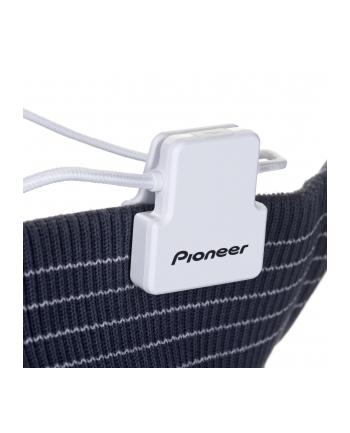 Słuchawki Pioneer SE-CL6BT-W (douszne; Bluetooth; z wbudowanym mikrofonem; kolor biały)