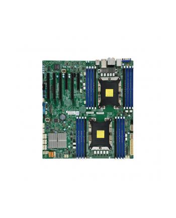 Płyta główna Supermicro  MBD-X11DAI-N-O (LGA 3647; 16x DDR4 LRDIMM  DDR4 RDIMM; Extended ATX)