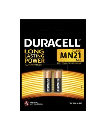 Baterie alkaliczne Duracell MN 21 (x 2)