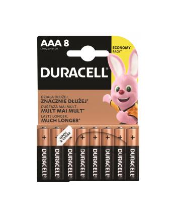 Baterie Duracell (x 8)