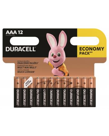 Baterie alkaliczne Duracell (12)