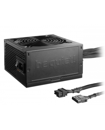 Zasilacz BE QUIET! SYSTEM POWER B9 BN209 (600 W; Aktywne; 120 mm)