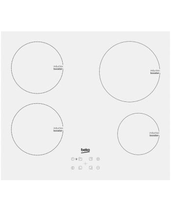 Płyty indukcyjna Beko HII64400ATW (4 pola grzejne; kolor biały)