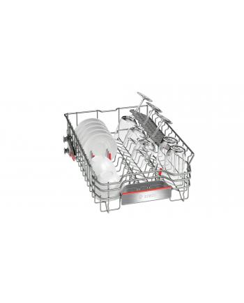 Zmywarka BOSCH SPI 66TS00E (szer. 44 8cm; Panel otwarty; kolor inox)