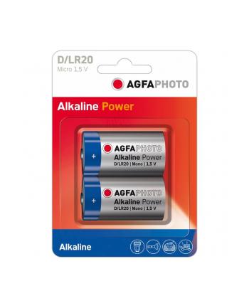 Baterie alkaliczne    Agfa  110-802619 (x 2)