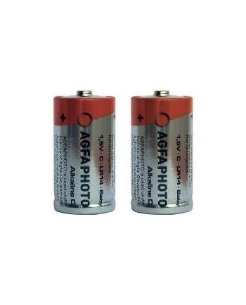 Baterie alkaliczne    Agfa  110-802626 (Alkaliczny manganowy; x 2)