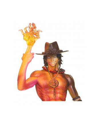 Figurka BANPRESTO OP Portgas D Ace Burning Color