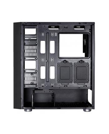 Obudowa Aerocool PGS QUARTZ REVO RGB AEROPGS-QUARTZREVO (ATX  Micro ATX  Mini ITX; kolor czarny)