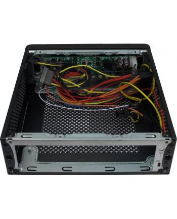 Obudowa Inter-Tech ITX-601 88881217 (Mini ITX; kolor czarny)