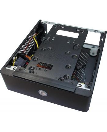 Obudowa Inter-Tech ITX-603 88881218 (Mini ITX; kolor czarny)