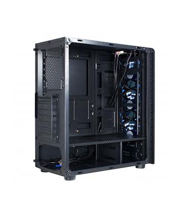 Obudowa Inter-Tech CXC2 88881292 (ATX  ITX  Micro ATX; kolor czarny)