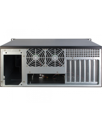 Obudowa Inter-Tech IPC 4U-4098-S 88887177 (ATX  Micro ATX  Mini ATX  Mini ITX; kolor czarny)