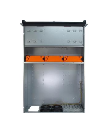 Obudowa Inter-Tech U 4129-N 88887206 (ATX  Extended ATX  Micro ATX  Mini ITX  SSI EEB; kolor czarny)