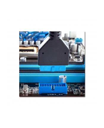 Obudowa LC-POWER ATX 7005BINS (ATX  Micro ATX  Mini ITX; kolor czarny)