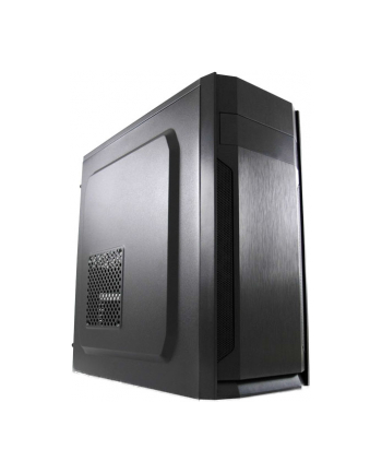Obudowa LC-POWER LC-7036B-ON (ATX  Micro ATX  Mini ITX; kolor czarny)