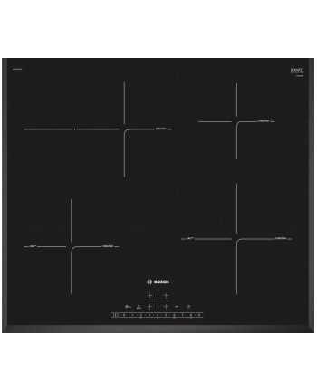 Płyty indukcyjna BOSCH PIF 651FC1E (4 pola grzejne; kolor czarny)