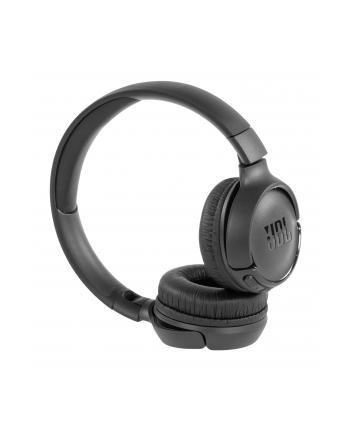 Słuchawki JBL TUNE500BT TUNE500BTBLK (nauszne; Bluetooth; TAK; kolor czarny)