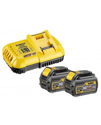 Zestawy akumulatorów z ładowarką   do Dewalt XR  DeWalt XR Flexvolt DCB118T2 (6000 mAh; Li-Ion)