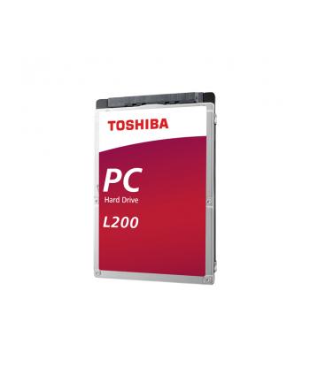 Dysk Toshiba L200 HDWL110EZSTA (1 TB ; 2.5 ; SATA III; 128 MB; 5400 obr/min)