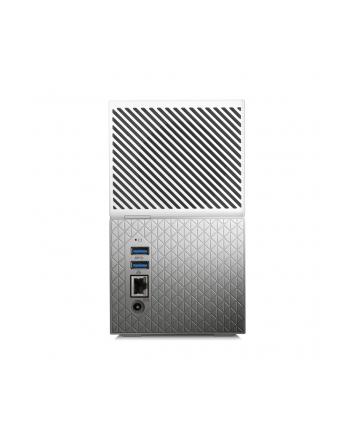 Serwer WD WDBMUT0120JWT-EESN (RJ-45; kolor biało-szary)