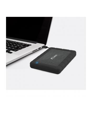 Obudowa fantec ALUProU3-6G 2203 (2.5 ; USB 3.0; Aluminium; kolor czarny)