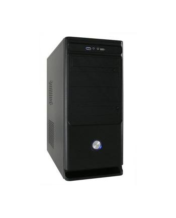 Obudowa LC-POWER LC-7010B+ (ATX  Micro ATX  Mini ITX; kolor czarny)